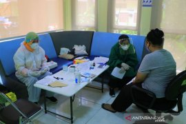 Puskesmas Sukasari, Tangerang, pastikan rawat pasien istri pengojek daring