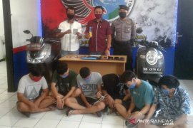 Polres Rejang Lebong tangkap enam mahasiswa terlibat penyalahgunaan narkoba