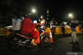 Jalan Rungkut Menanggal ditutup sementara