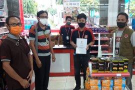 Gugus Tugas Ternate sosialisasi Perwali gunakan masker ke pelaku usaha