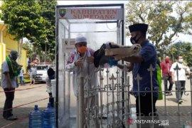 Masjid Agung Sumedang kembali gelar Shalat Jumat berjamaah
