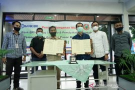 "Pemkab Gorontalo dan BRI kerja sama kembangkan ""Sipardi"""