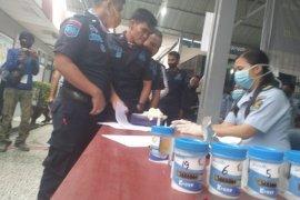 Pegawai Lapas Rantauprapat tes urine, hasilnya negatif