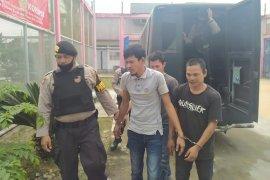 Hendak kabur, napi Lapas Aceh Timur ditangkap di plafon