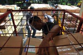 Pemprov Jawa Barat salurkan 947 ribu paket bansos terdampak COVID-19