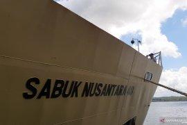 Pasien positif COVID-19 klaster KM Sabuk Nusantara 48 jadi tiga orang