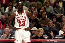 Jersey Chicago Bulls milik Michael Jordan laku terjual Rp4,5 miliar