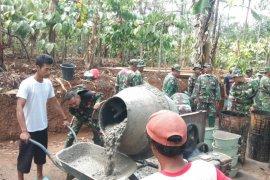 Koperasi Bogoh Bumi Sunda dukung TNI bangun infrastruktur pedesaan