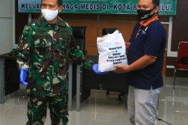 Korem 041 Gamas Bengkulu dipimpin Brigjen TNI