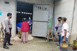 Polres Bangka Barat pantau stok elpiji bersubsidi