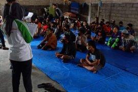 334 warga Sambas tertahan di Tanjungpinang Kepri