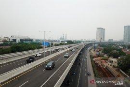 Tol Layang Jakarta-Cikampek kembali dibuka malam ini