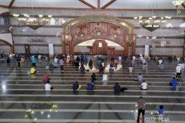 Masjid Pusdai Bandung belum aktifkan kajian majelis taklim