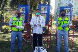 Pemkab Balangan terima bantuan APD dari PT Pamapersada