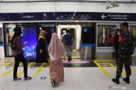 MRT Jakarta aktifkan Protokol Bangkit lawan pandemi COVID-19