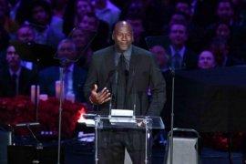 Michael Jordan donasikan Rp1,4 triliun