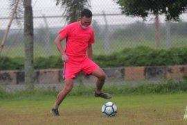 Bintang Barito, Rizky Pora sebut  sepak bola tanpa penonton terasa hambar