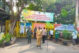 """Tiga Pilar Jakarta Barat menjadi  """"Kampung Merdeka COVID-19"""""""