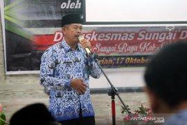 Pemkab Kubu Raya fasilitasi tes cepat COVID-19 santri yang akan ke Jawa