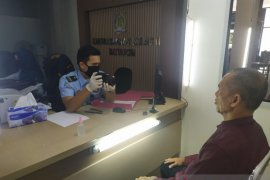 Imigrasi Batulicin terbitkan 336 paspor haji sesuai protokol kesehatan