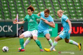 VfL Wolfsburg kembali masuk zona Eropa setelah menang di Bremen