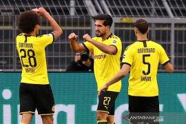 Liga Jerman: Gol tunggal Emre Can pelihara asa juara Dortmund