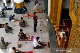 Rumah ibadah di Kabupaten Bekasi diizinkan mulai buka kembali