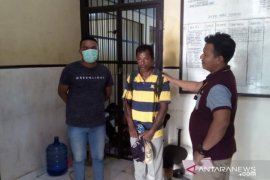 Polisi ringkus pencuri panel surya milik PDAM Kabupaten Kepulauan Tanimbar