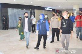 Ade Yasin tinjau CCM jelang beroperasinya kembali mal di Kabupaten Bogor