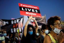 Ribuan warga Israel menentang rencana pencaplokan Netanyahu