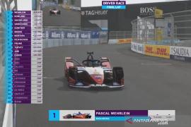 Wehrlein di puncak klasemen juarai seri ke-7 Formula E esports