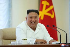 Kim Jong Un sebut Korut berhasil cegah COVID-19 mewabah