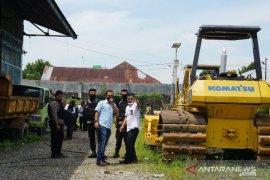 Polda Sumut geledah kantor BBPJN II Medan terkait dugaan korupsi proyek jalan