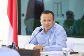 Pastikan produksi perikanan berjalan, Menteri Edhy Prabowo susuri Sulawesi