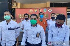 Polres Bengkulu tangkap pelaku penggelapan uang Rp195 juta