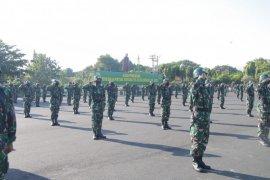 400 siswa ikuti pendidikan pertama tamtama PK TNI AD tahun 2020