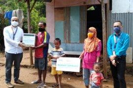 Bank Muamalat bantu warga terdampak COVID-19 di kawasan timur Indonesia