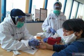 Rentan tertular virus corona, LKBN ANTARA gelar tes cepat untuk insan pers