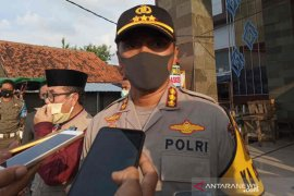 Kapolresta Cirebon sebut terduga teroris AH jaringan JAD
