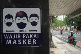 Warga Depok tidak gunakan masker dikenakan denda Rp50 ribu