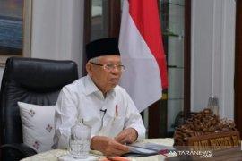 Wapres: Pemerintah siapkan skema pemulihan ekonomi, keuangan syariah