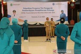 Sutarmidji minta TP PKK sosialisasikan protokol kesehatan