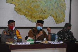 Pemkab Aceh Tengah bahas konsep New Normal untuk di Perbupkan