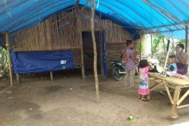 BPBD berharap warga  Lebak  pengungsi korban banjir bersabar