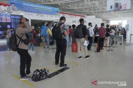 Bandara Sepinggan Balikpapan terapkan aturan normal baru