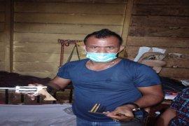 Pemilik senjata api yang diringkus Satreskrim Polres Langkat ternyata residivis narkotika