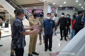 Pemkot Bogor izinkan mal buka jika penuhi persyaratan kesehatan