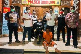 Polisi Bali tangkap napi asimilasi mencuri motor