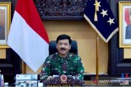 Panglima TNI puji kepedulian NU tangani COVID-19