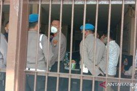 Oknum polisi terciduk hendak selundupkan sabu ke RTP Polrestabes Medan